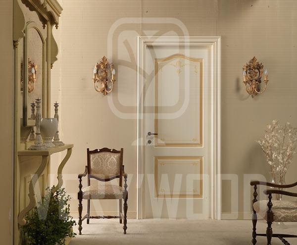 Двери в классическом интерьере